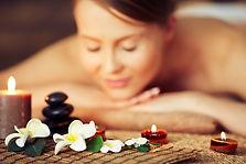 Relaxing spa aromatherapy organic bath body dead sea salt body scrub