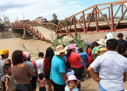 Hundreds of bridges have fallen