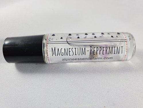 Peppermint + Magnesium Roller