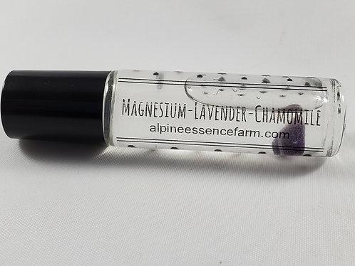 Magnesium +Lavender  Roller