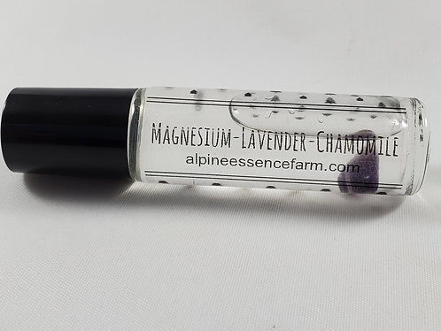 Magnesium +Lavender + Chamomile Roller