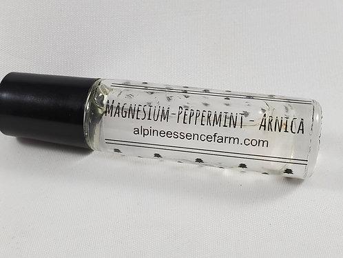 Magnesium + Peppermint + Arnica