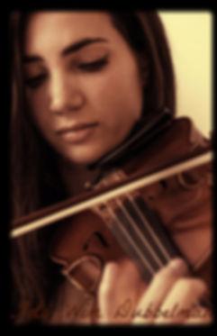 Marie de Thouars viool Breda violiste viooldocent vioolles