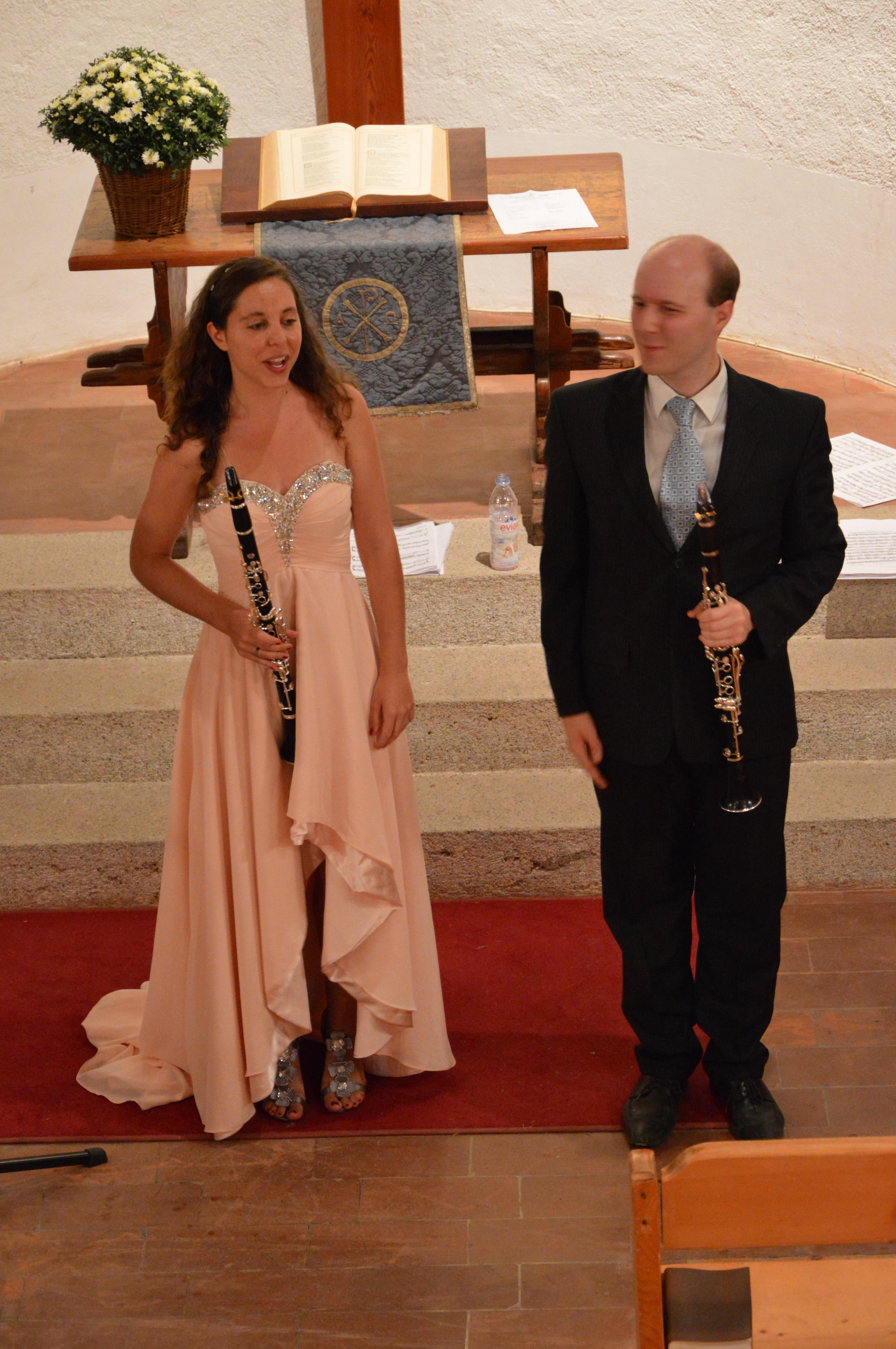 6 août 2015 - Duo Forlani-Rebaudo