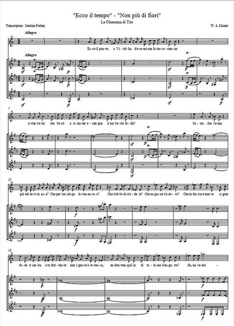 Mozart W.A. - Non più di fiori (La Clemenza di Tito)_2CdbCl