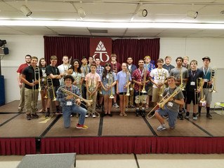 WT Band Camp 2016