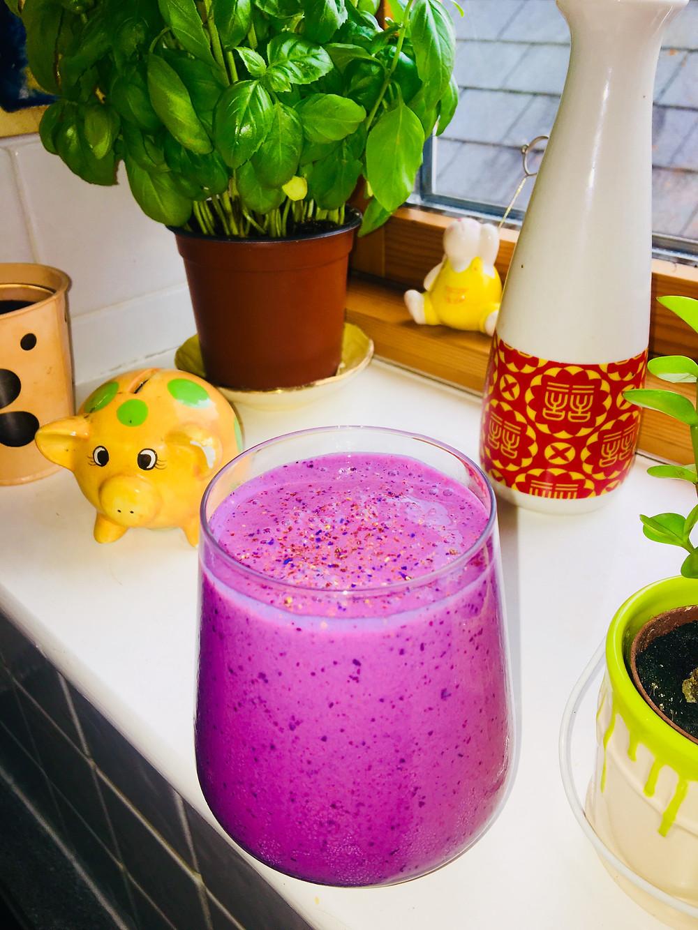 Purple Berry Smoothie