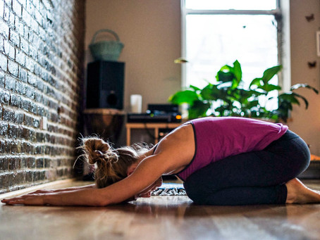 5 foolproof tips for starting a home Yoga practice