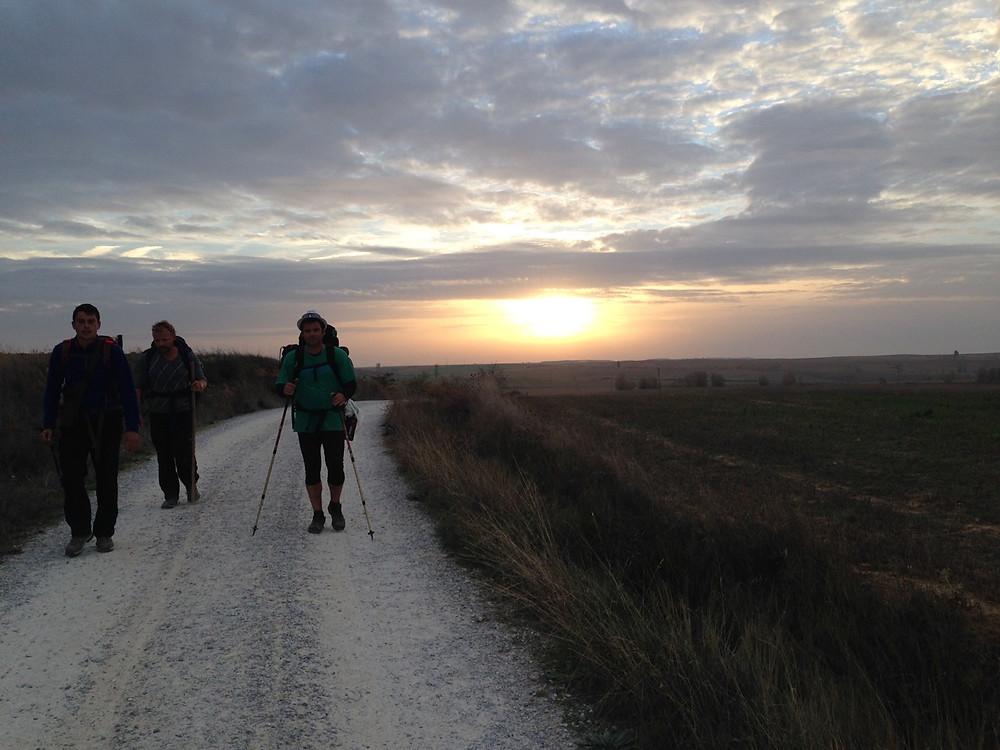 Camino De Santiago Dawn