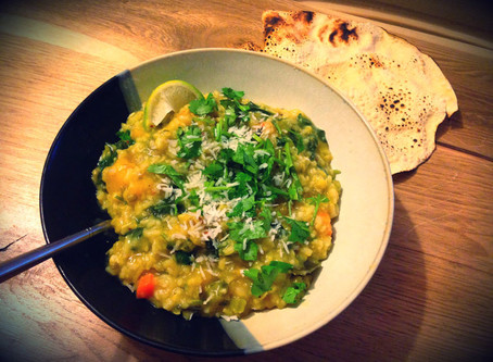 Khichari in the Kitchen