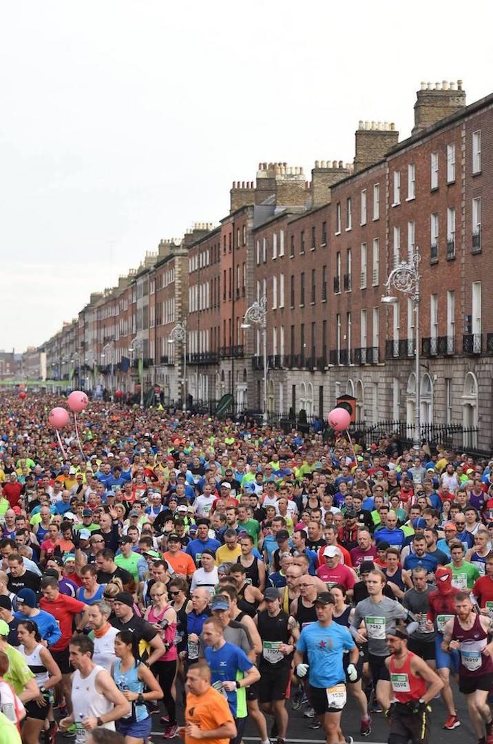 Dublin Marathon 2016