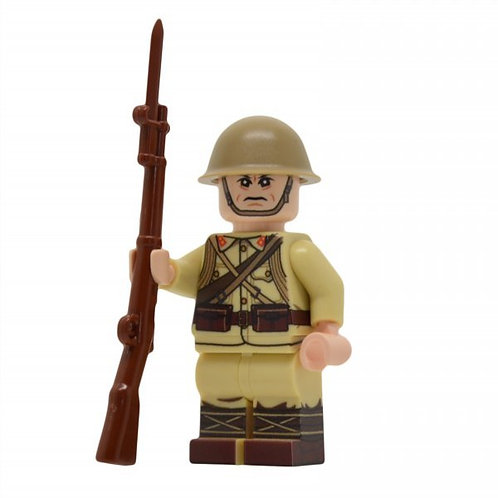 WW2 Japanese Army Soldier