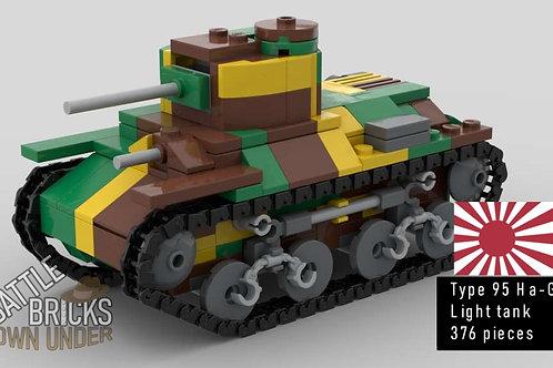 Type 95 Ha-Go instructions