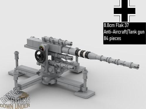 LEGO 8.8cm Flak 36/37 instructions