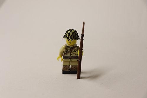 LEGO WW2 Japanese infantry stickers
