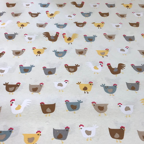 Hens on Cream