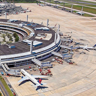 Airport Presenet Grescants International