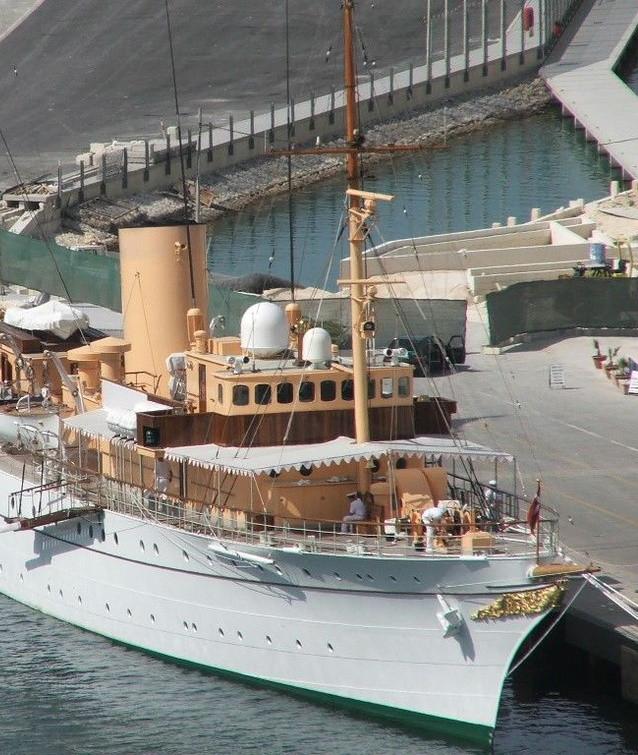 Hochmeisterliche Yacht