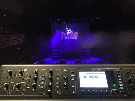 Tribute Act - Theatre Tour
