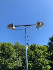 Weather proof - PA & Announcement speaker systems
