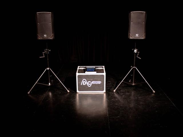 Small Party/Ipod DJ