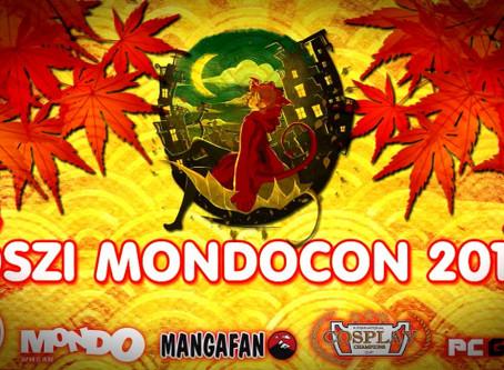 2018-as Őszi MondoCon AMV versenye