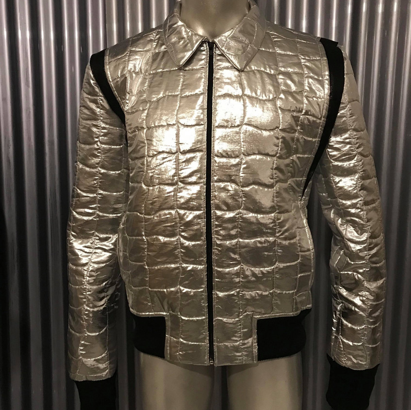 Quilted Jacket for Duran Duran