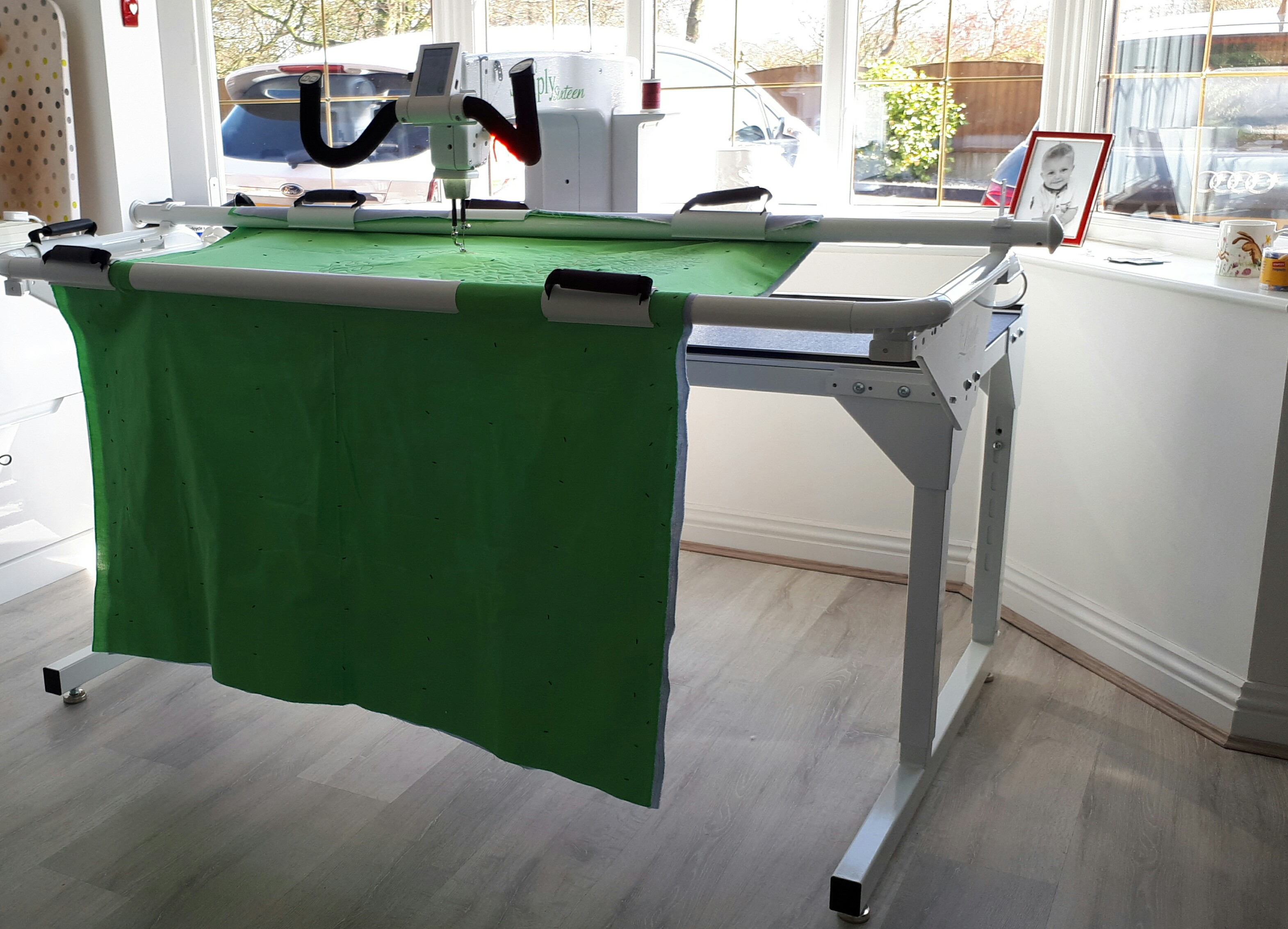 Basting Your Quilt And Cloth Leaders Longarm Quilting Machines