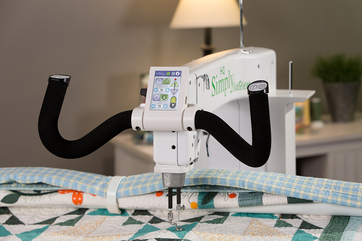 Simply Sixteen Longarm Quilt System