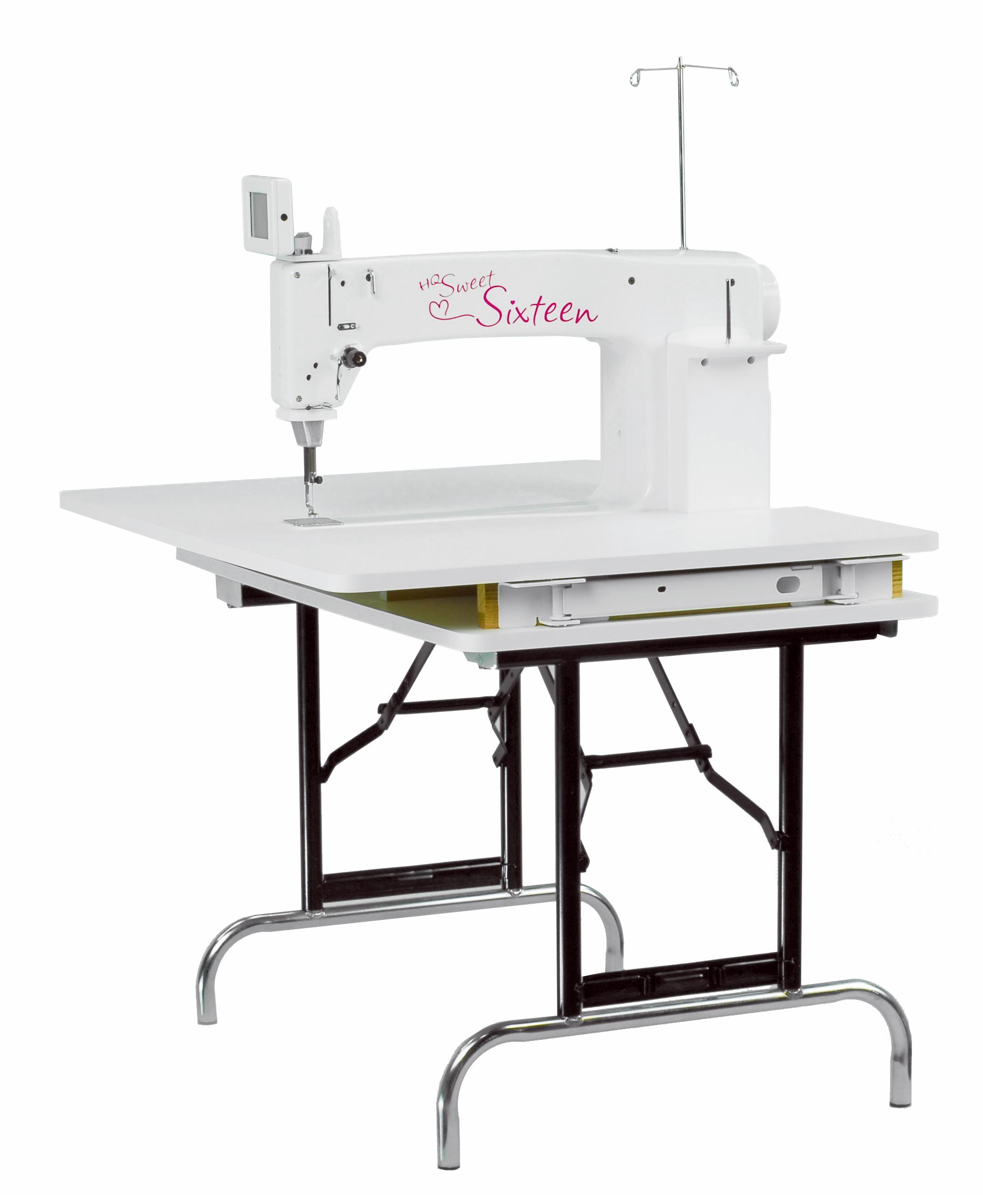 Hq Sweet Sixteen Sitdown Longarm Quilting Machine