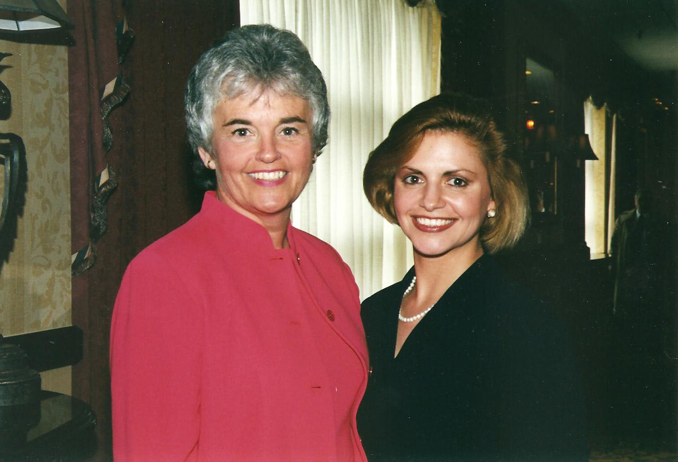 Pat and NJ First lady Dina Matos McGreevey