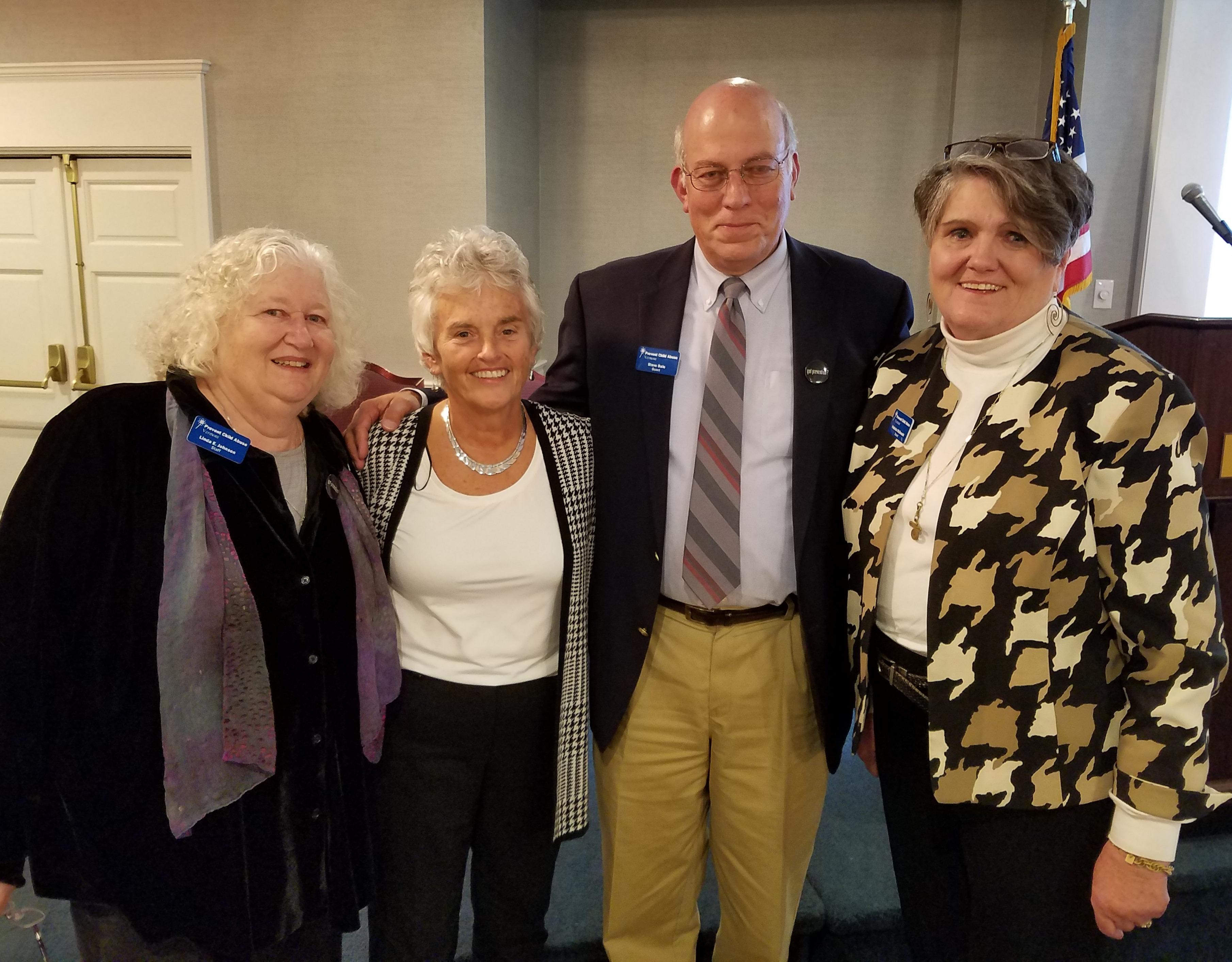 Steve, Pat, Linda and Pat