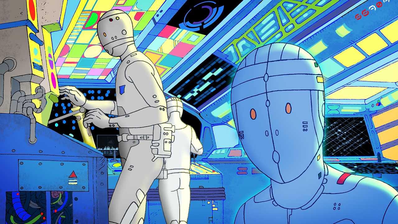The Incal - Director