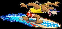 Surf-Wolf
