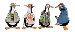 Pinguino_Line-Up