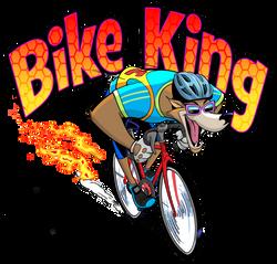 Bike King Wolf