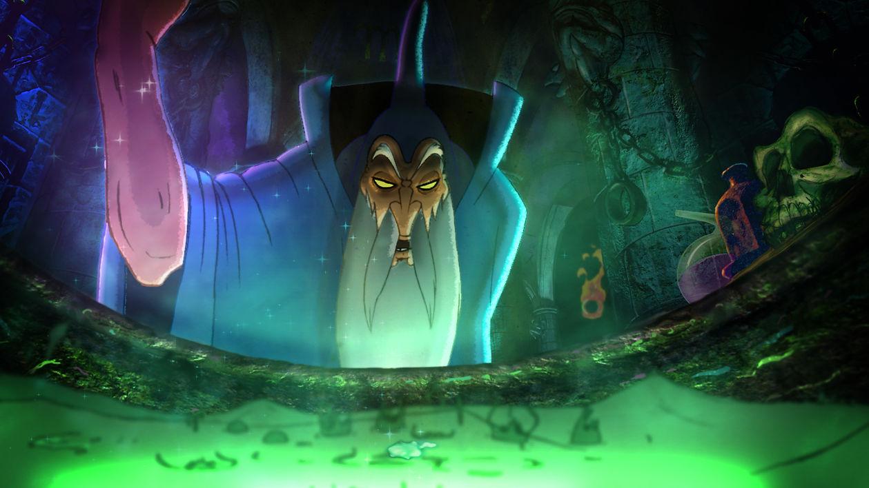 The Sorcerer - Director