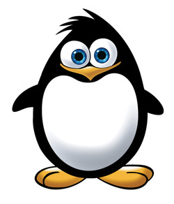 Penguin M&M foods