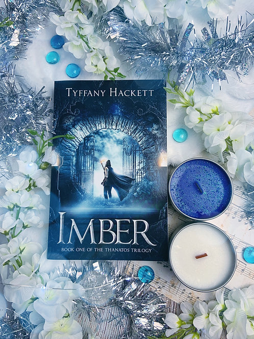 Imber Signed Paperback