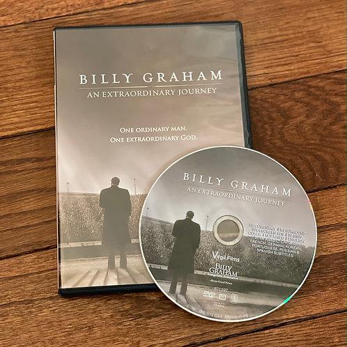DVD / Billy Graham: An Extraordinary Journey