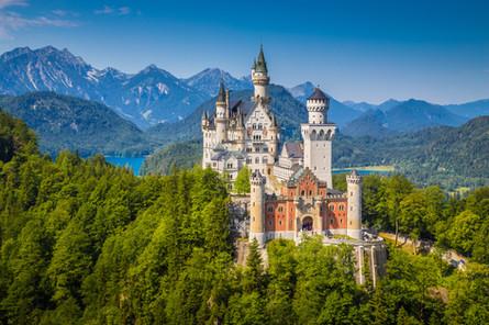 Schloss Neuschwanstein Füssen