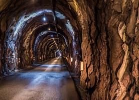 Naturtunnel im Goms, VS