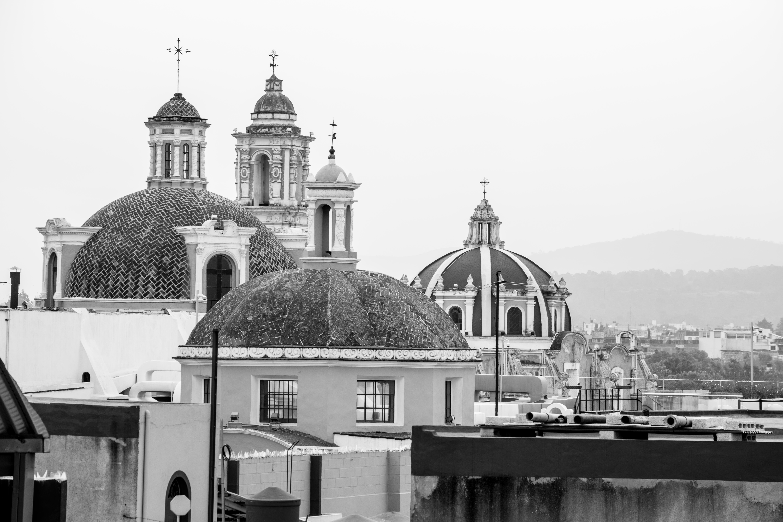 Cúpulas, Puebla
