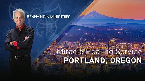 Miracle Healing Service - Portland Orego