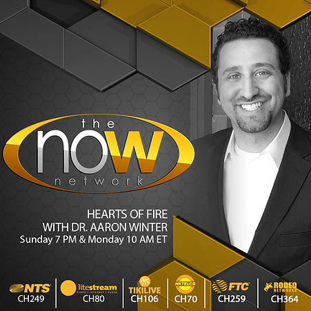 Hearts of Fire with Dr. Aaron Winter Now