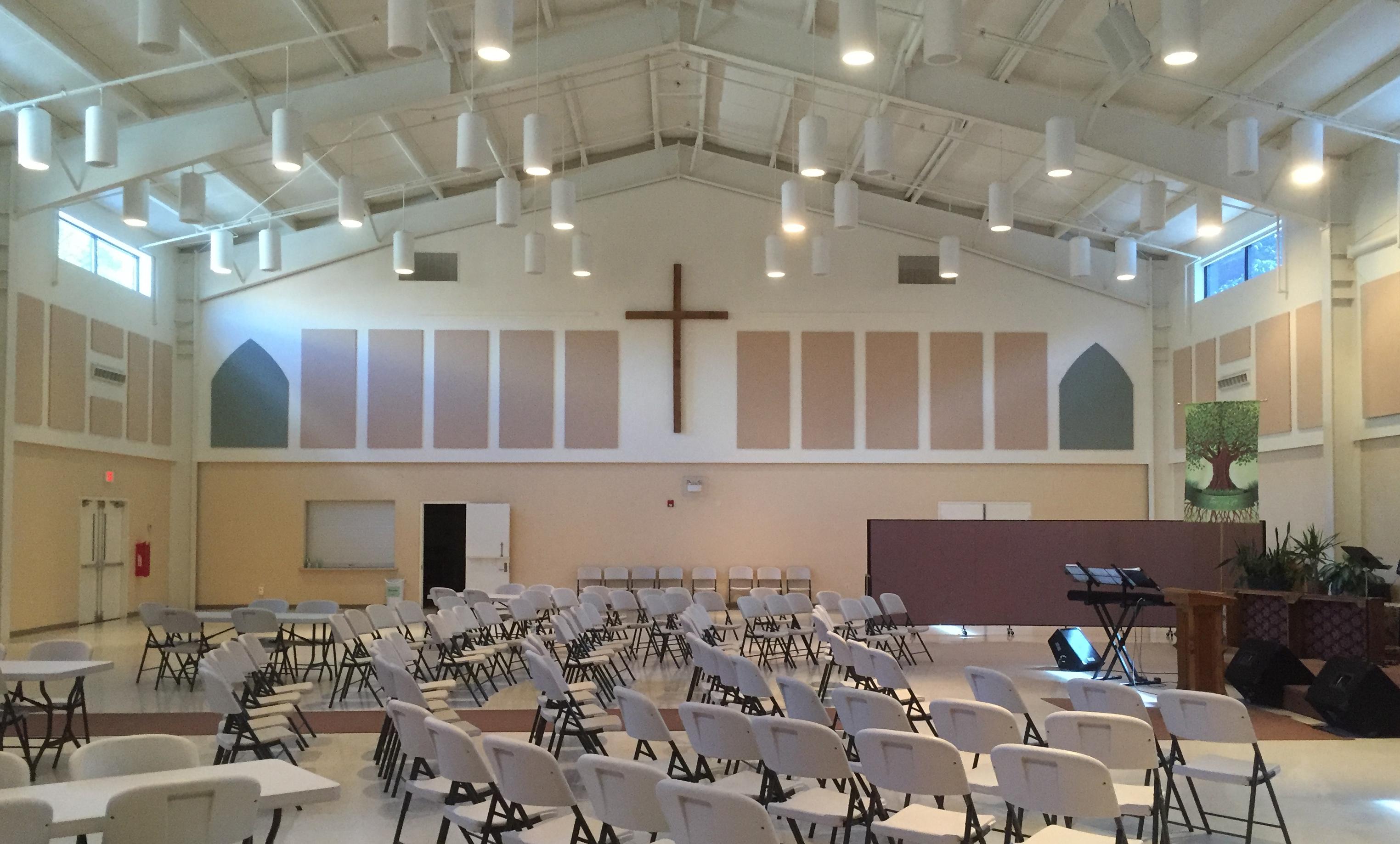 Tebernacle Methodist Church Addition