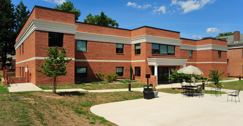 Hughes Nursing Home Addition