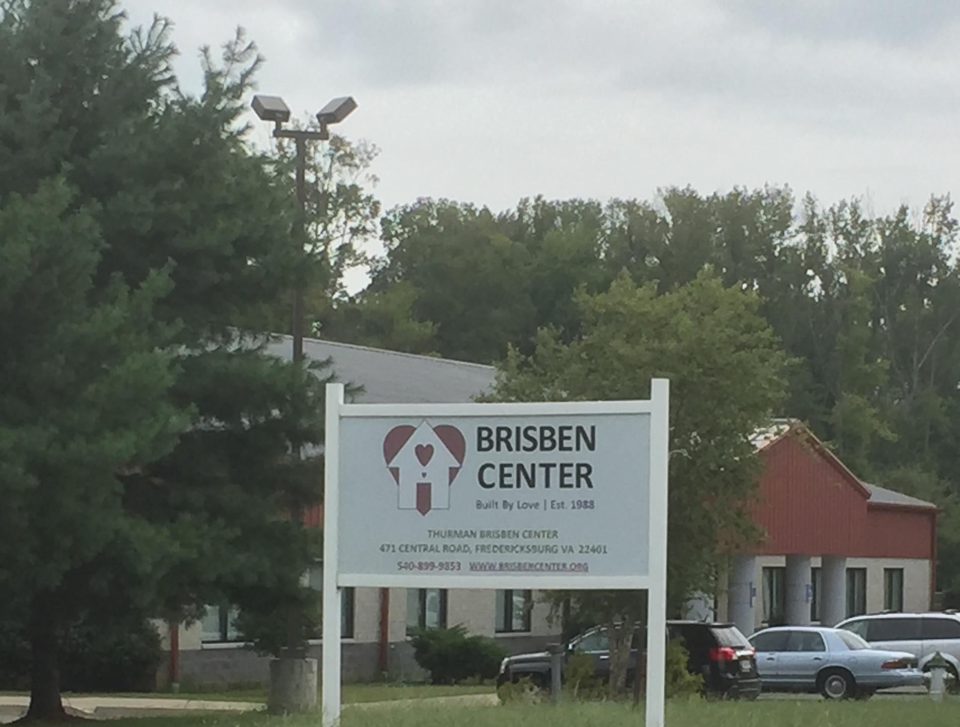 Brisben Center Homeless Shelter