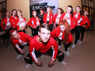 Ежегодный молодёжный танцевальный фестиваль современных направлений «May Emotions 2016»