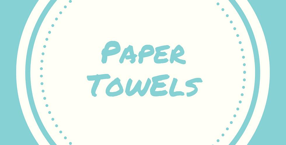 Natural Paper Towels | Jumbo Roll